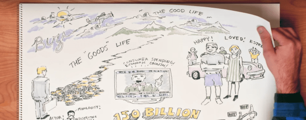 "Tim Kasser's video ""The High Price of Materialism"""