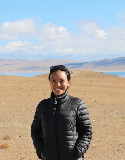 Pasang has focused much of her research on how Sherpas experience climate change, aiming to change the narrative around Sherpas from a passive culture to active participants in the Himalayan future. Courtesy of ICIMOD