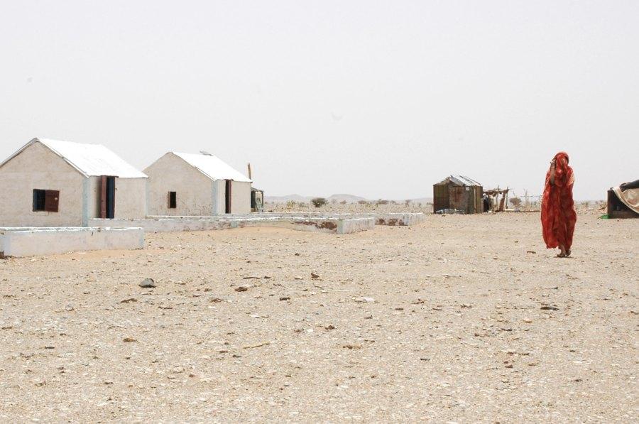 In the desert of Mauritania. Vix Mørá, Flickr