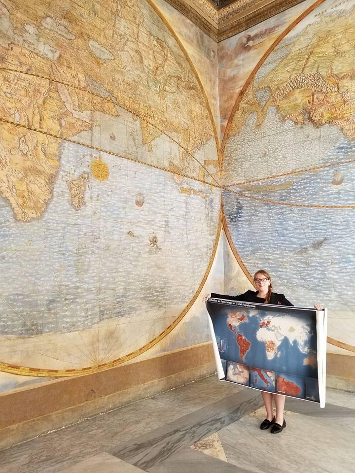 Molly Burhans maps