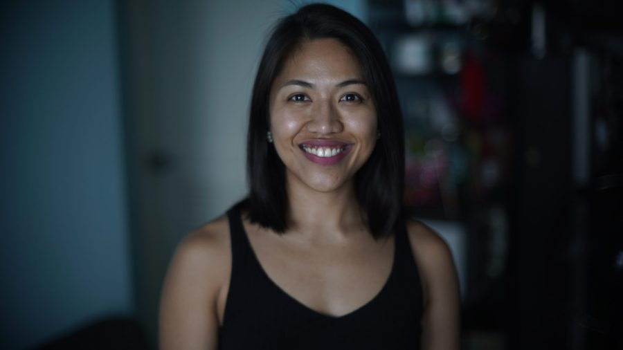 Anna Oposa, executive director of Save Philippine Seas. Justin K. Davey
