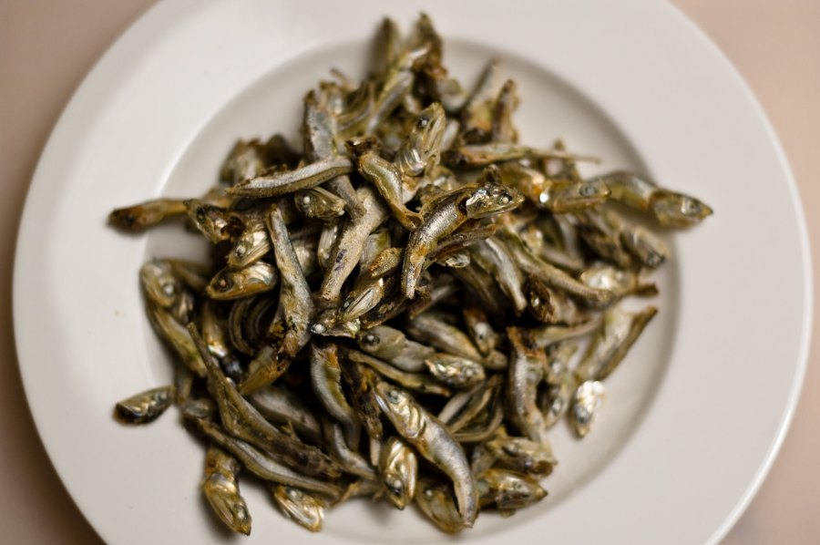Anchovies. Min Lee, Flickr