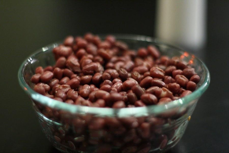 Adzuki beans. bikesandwich, Flickr