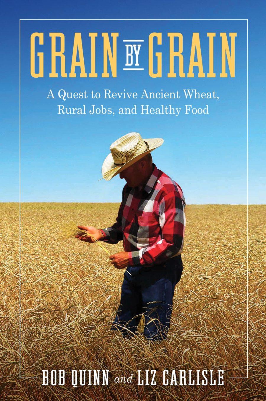 Grain by Grain book cover