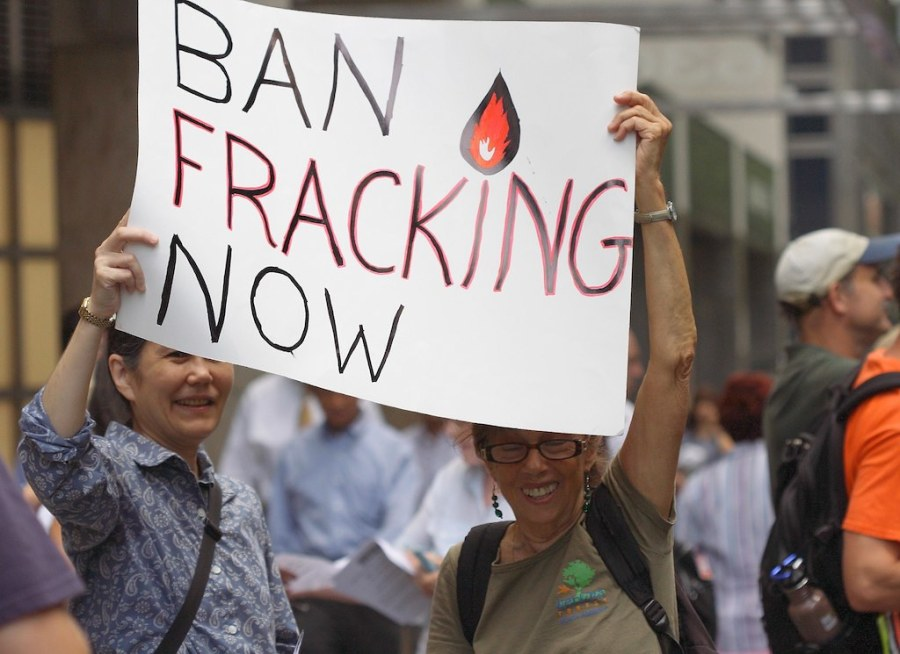 The environmental impact of fracking techniques to extract oil and gas have long put energy companies under scrutiny. Owen Crowley, Flickr