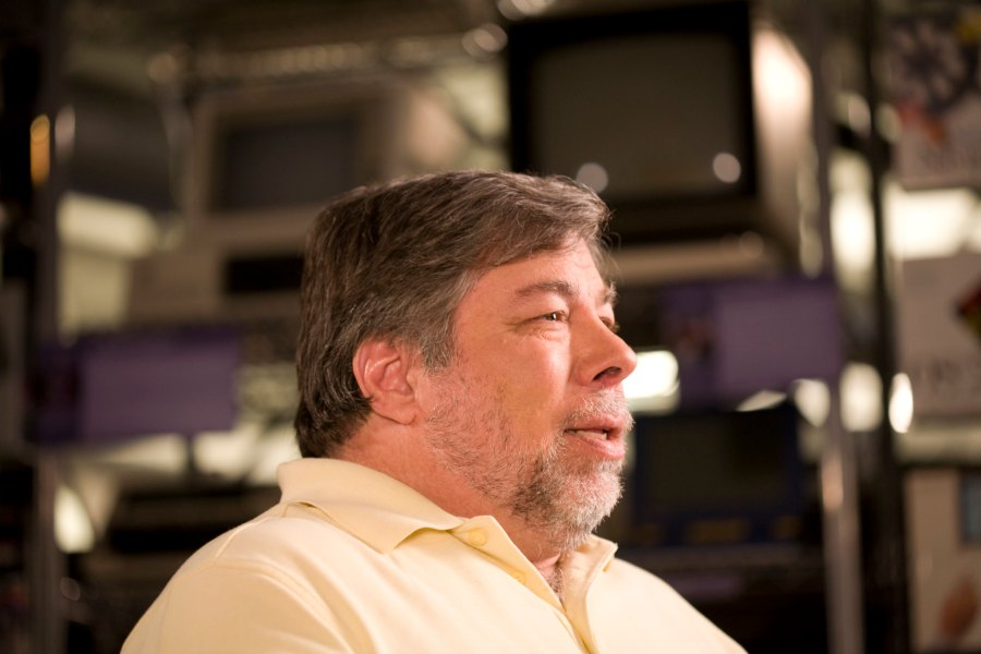 Apple co-founder Steve Wozniak announced in December 2020 that he is backing a new cryptocurrency, WOZX, that backs energy efficiency projects around the world. OhInnovation, Flickr