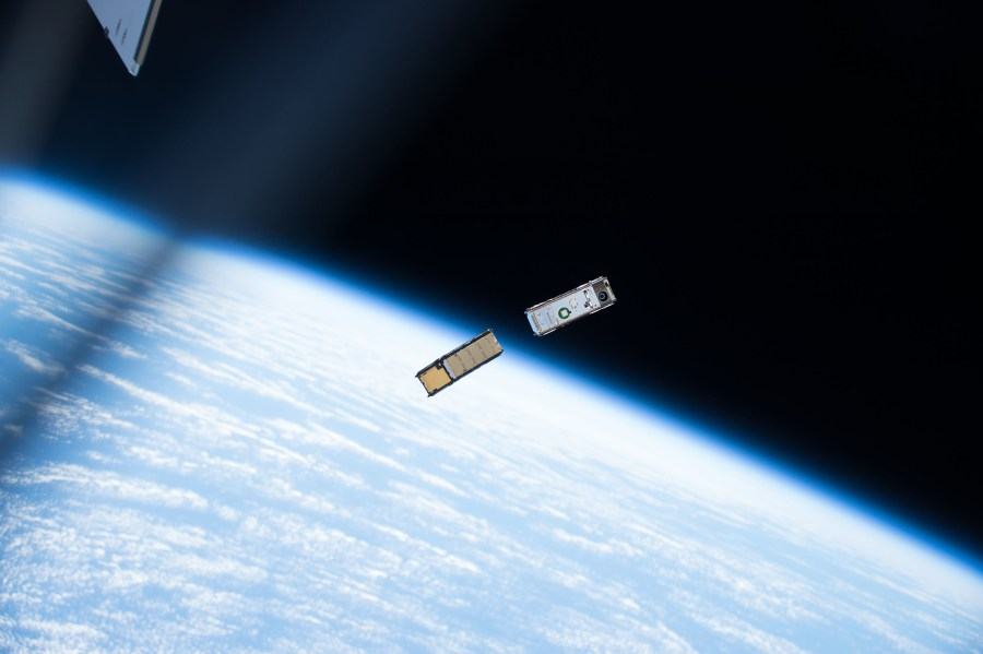 CubeSats are relatively low-cost and are a good way of testing out technologies in space. NASA's Marshall Space Flight Center, Flickr