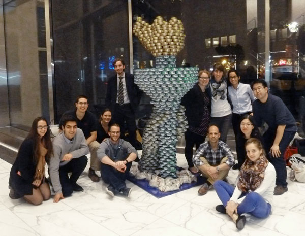 Canstruction_group