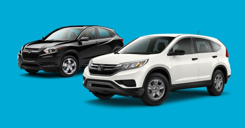 What S The Difference Between An Suv And A Crossover Which Vehicle