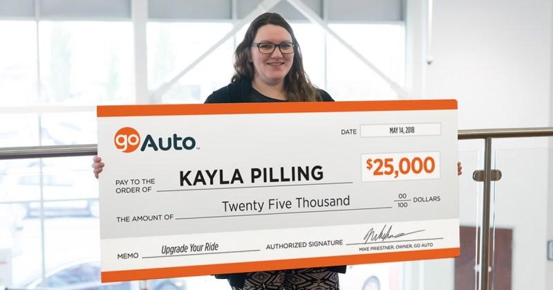 Go Auto Contest