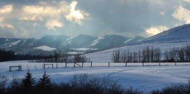Cowboy Trail Alberta Winter Road Trips