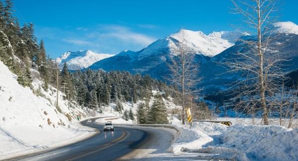 Sea to Sky Highway Winter Road Trip Western Canada