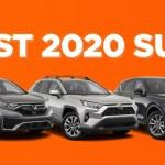 Ranked The Best 2020 Suvs Go Auto
