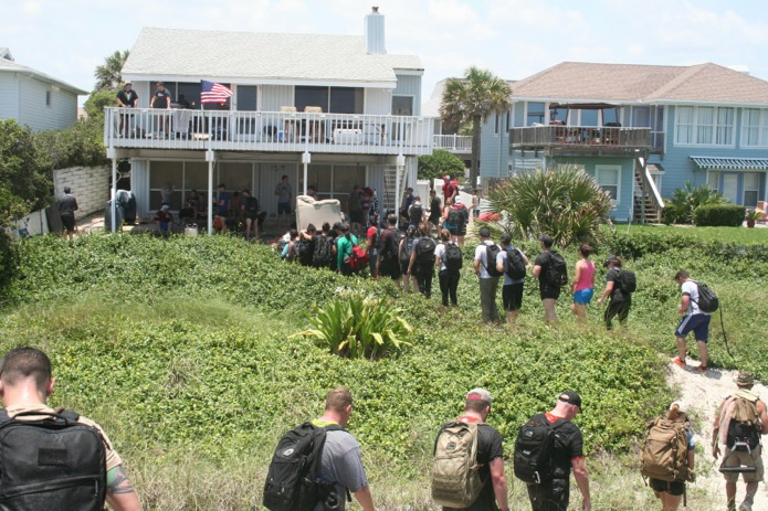 GORUCK Light_Neptune Beach_Cadre Team House