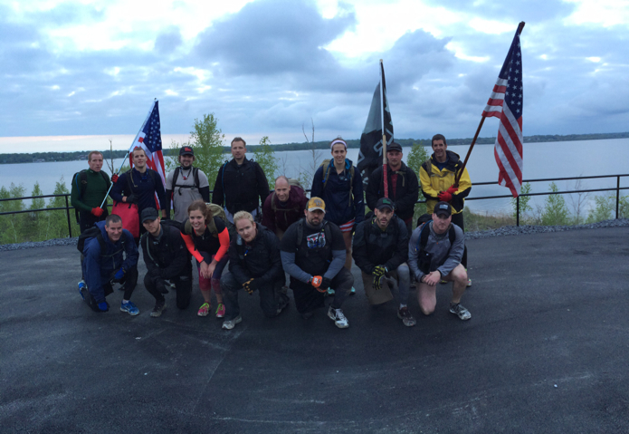 cadre brian remembers jeff and the tragic events of class 1032 syracuse new york goruck news. Black Bedroom Furniture Sets. Home Design Ideas