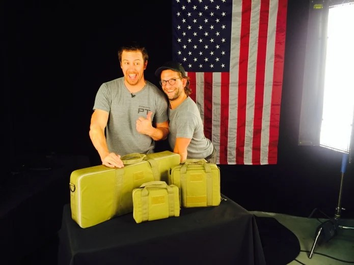 Tyler_Jack_GORUCK Firearms Gear Video Shoot