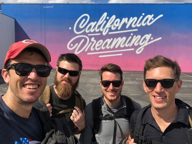 GORUCK Star Course_Los Angeles_California Dreaming