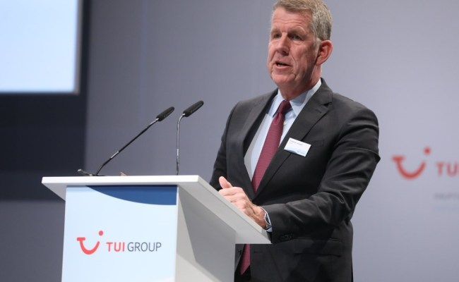 Tui Group S Positive Q1 Results Set Pace For 2018 Gtp