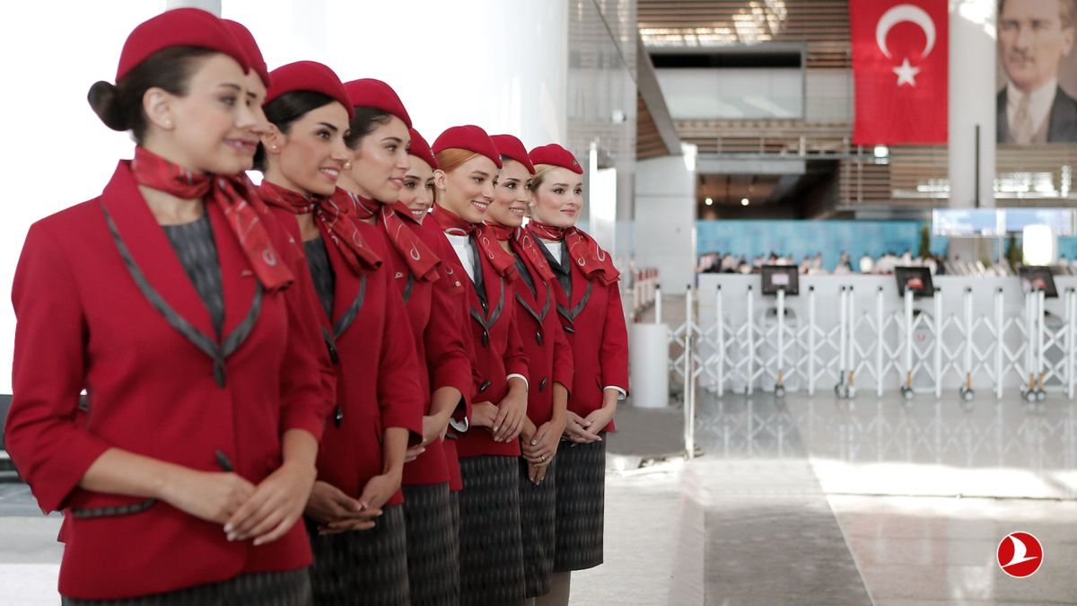 Turkish Airlines Moves to New Home at Istanbul Airport