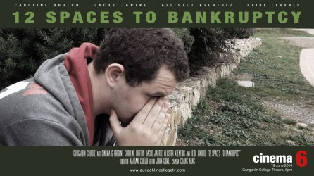 12 SPACES TO BANKRUPTCY