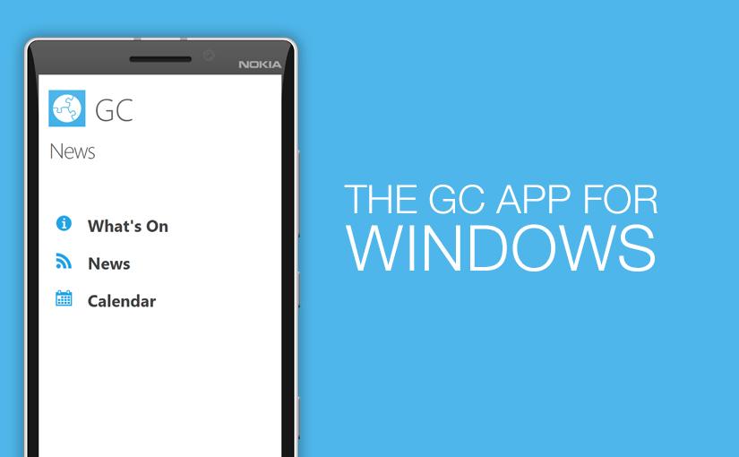 GC App for Windows!