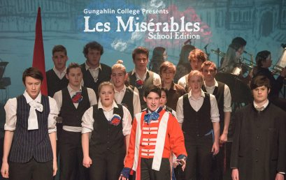 Les Misérables Opening Night Tonight!