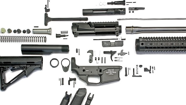 From buying to building: Why AR-15 fans are DIYing