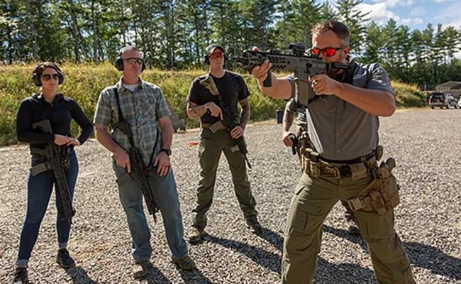 Sig Sauer Academy Adds Rifle Shotgun Courses For 2019