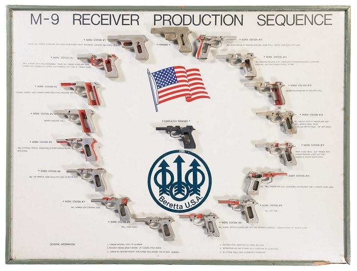 The Perfect Valentines Gift For A Beretta M9 Fan Is Up