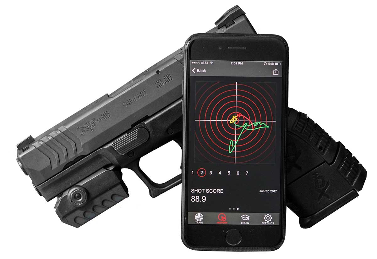 Mantis upgrades dry fire training with new X3 device Gun