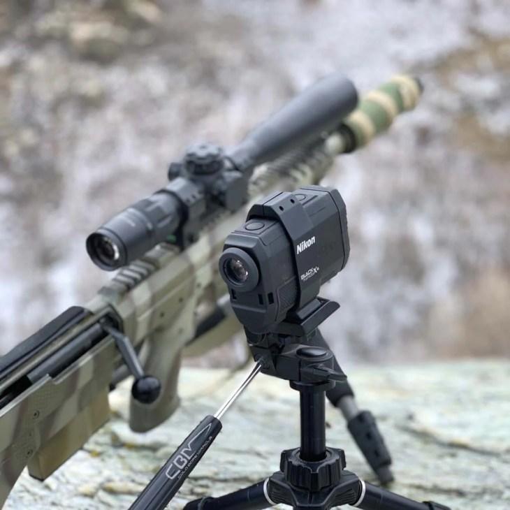 Gear Review: Nikon Black RangeX 4K Laser Rangefinder - Gun