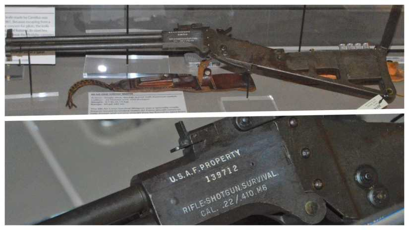 A Cold War-era M6 on display at the Mississippi Armed Forces Museum (Photo: Chris Eger/Guns.com)