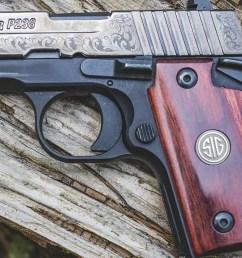 the sig sauer p238 is a 1911 style 380 pistol photo jacki billings guns com  [ 1200 x 675 Pixel ]