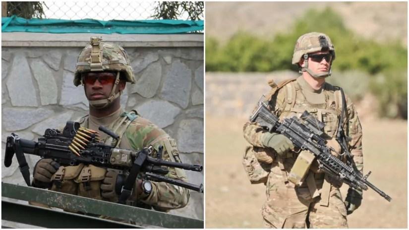 The MK48 seen in Afghanistan