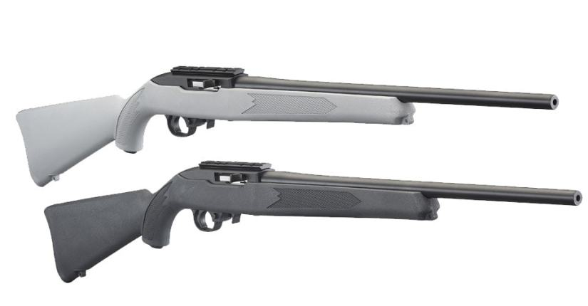 Ruger Announces Short Run of 10 22 Rifles with Gray, Charcoal Stocks