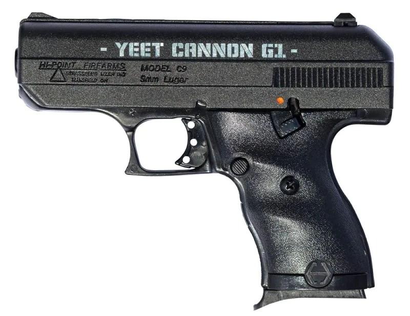 Yeet Cannon G1 C9 High Point