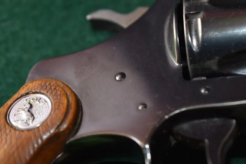 fingerprint revolver