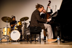 Gerald Clayton Trio a Hit