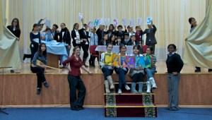 Alumna Partners Kazakh School with Harker
