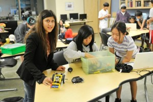 Harker's Summer Institute Combines Learning with Fun