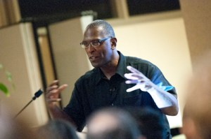 John Hunter Discusses Reaching World Peace in the Classroom at Common Ground Speaker Series