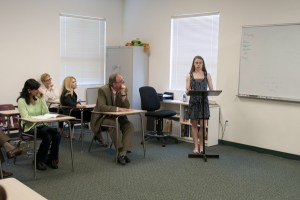 Alumna and Mitra Scholar Sarah Howells Wins Inaugural Churchill Research Paper Competition