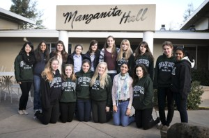 Upper School Gives Warm Harker Welcome to Visiting Swiss Exchange Students