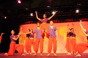 """Students Express the Power of the """"Elements"""" at Dance Production"""
