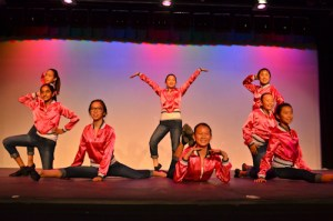 "Middle School Dancers ""Jam"" at Yearly Show"