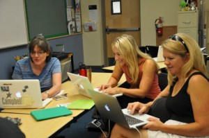 Bay Area Teachers Learn How to Use Instructional Technology at Harker Teacher Institute