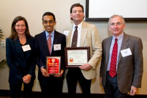 Alumnus Receives Sterling Award for Scholastic Achievement from Stanford University