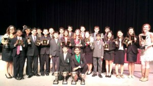 Middle School Forensics Successful at National Junior Forensics League National Tournament