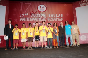 Middle School Math Teacher Participates in Mathematics Olympiad in Turkey