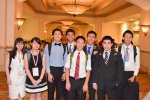 Harker Students Win 2013 Best in Nation in 9/10 Division of TEAMS Competition